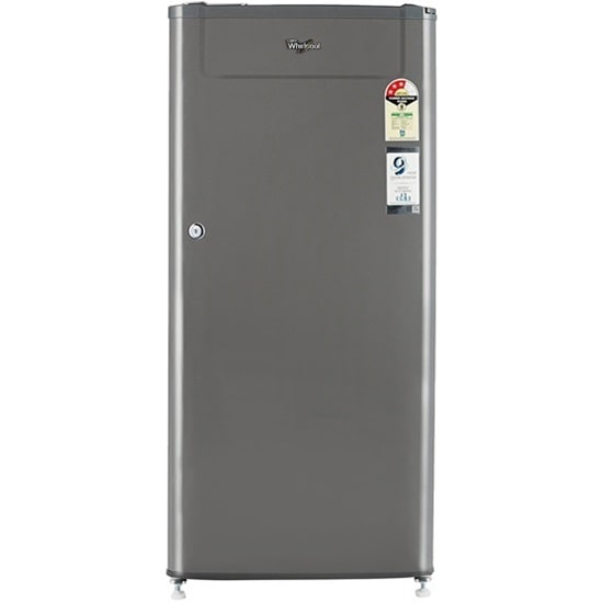 Whirlpool 3-Star Single Door Refrigerator