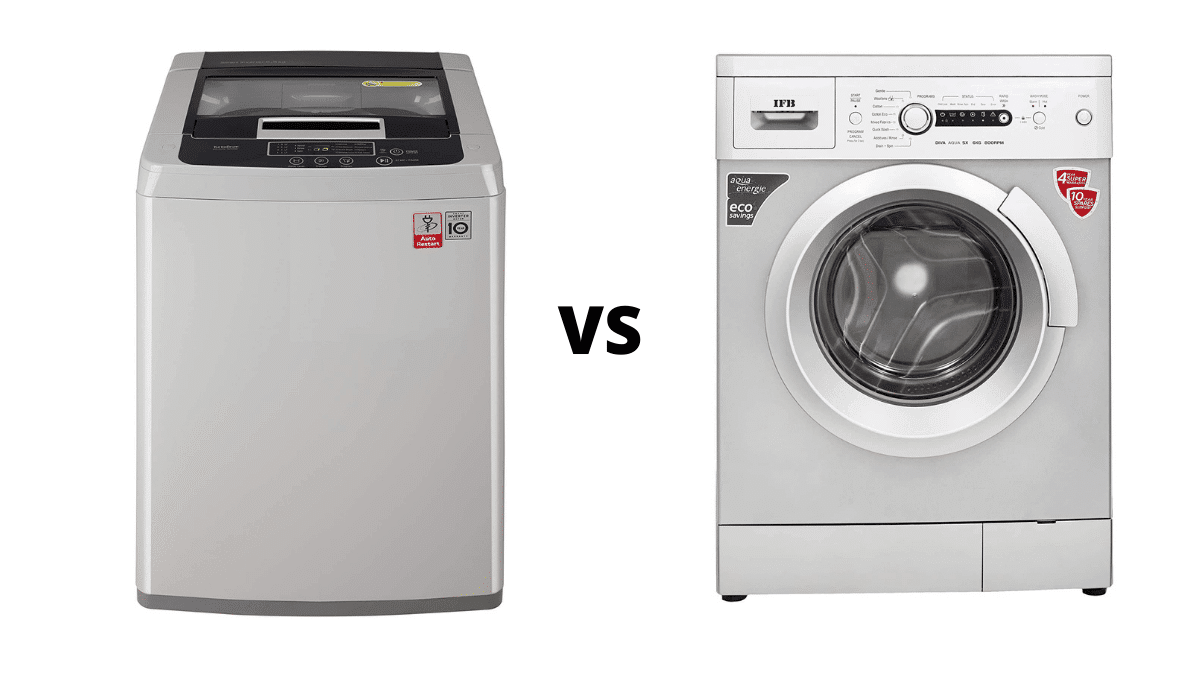 IFB vs LG washing machine