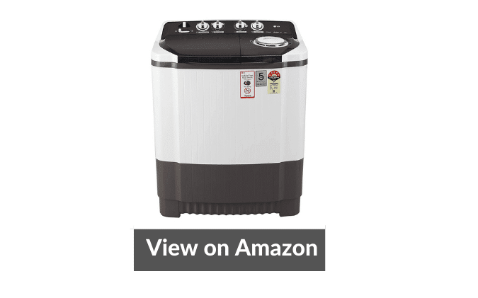 LG 8 Kg Semi-Automatic Washing Machine 5 stars