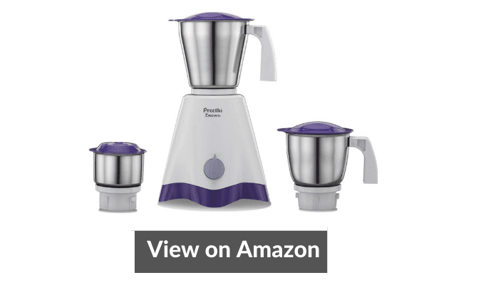 Preethi Crown MG-205 500-Watt Mixer Grinder