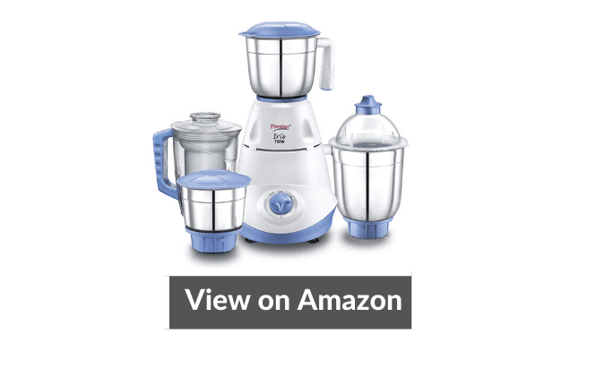 Prestige Iris Mixer Grinder under Rs. 3000