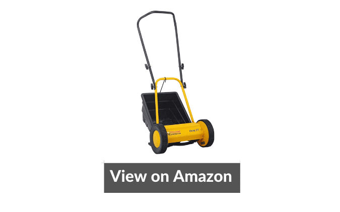 Falcon Premium Hand Lawn Mower with 300mm Blades