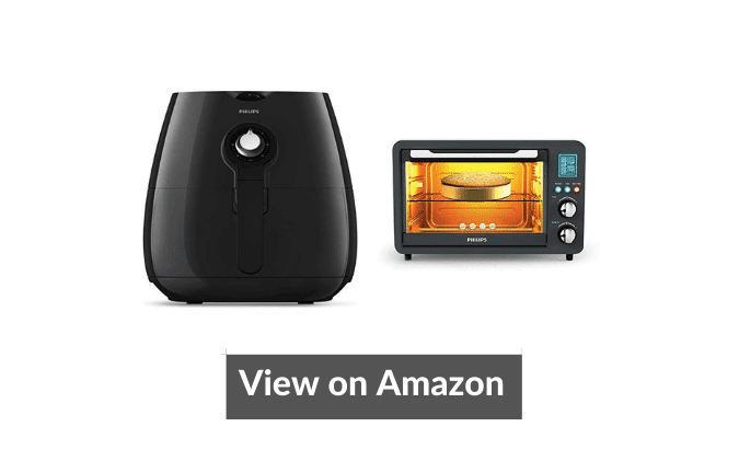Philips 25-Litre Digital Oven Toaster Grill
