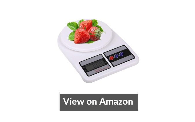 Simxen Electronic Digital Food Weighing Scale