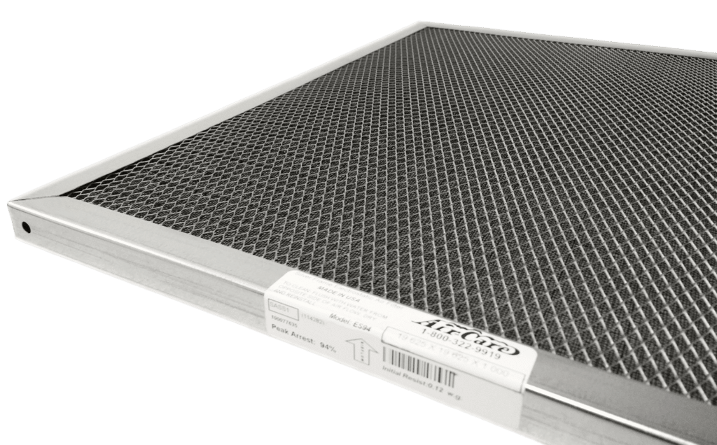 Electrostatic AC Filter
