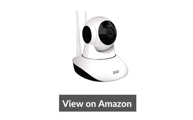 D3D security camera, Wi-Fi enabled, HD resolution, Indoor, D8810, Wireless